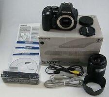 Olympus Evolt E-500 8.0MP Digital SLR Camera AS IS