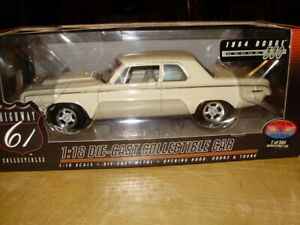 "1:18 ""Highway 61"" 1964 Dodge 'Super Street' 330 ""Supercar"" 1 of 504"