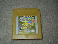 ***POKEMON GOLD GAMEBOY COLOR GAME GBC SAVES!!***