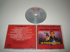 Le Professional/ SOUNDTRACK/ Ennio Morricone (General / 808 026) CD Album