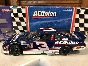 1999 Action Dale Earnhardt Jr #3 AC Delco 1/18