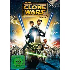 Star Wars - The Clone Wars -  Der  Film -  DVD NEU  OVP