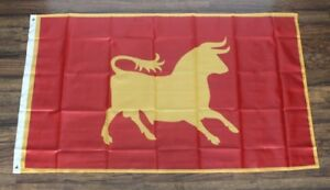 Fallout Caesar's Legion Banner Flag New Vegas Fall Out Caesars 3x5 USA Shipper
