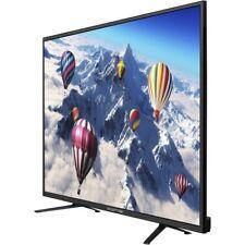 Flat Screen TV Big 55 Inch LED Entertainment Ultra HD 2160p HDTV 4K 2K Screens