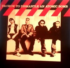 U2 CD HOW TO DISMANTLE AN ATOM BOMB FREE POST IN AUSTRALIA