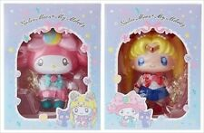 Sailor Moon × My Melody Collaboration Doll & Necklace Special Set from Japan