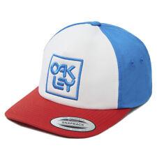 Oakley Men's Snapback Logo Cap California Blue