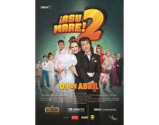 ASU MARE 2 ORIGINAL NUEVA Y SELLADA DVD PELICULA PERUANA CINE PERUANO
