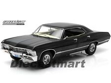 1967 CHEVROLET IMPALA SUPERNATURAL WITH OHIO LICENSE PLATE 1:18 GREENLIGHT 19014