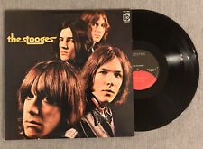 The Stooges - S/T LP Elektra Red/Black label EKS- 74051 EX vinyl