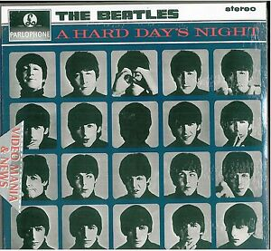 THE BEATLES VINYL COLLECTION 10 LP A HARD DAY'S NIGHT ALBUM (De AGOSTINI)
