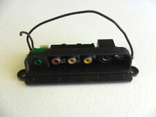Sony KDL-S40A12U Side AV Inputs PCB 1-868-636-11 (172676911) inc Housing