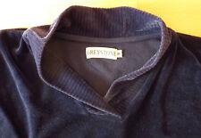 Kuschelig samtiger Pullover marineblau für Damen GREYSTONE Gr. M