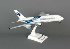 Malaysian Airbus A380 Model Aircraft - Big Solid Resin NEW LIVERY & L/G Malaysia