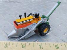 1/64 ERTL custom agco minneapolis Moline g1000 with new idea mtd picker farm toy