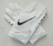 Nike Vapor Jet 6.0 Football Gloves White/Black Men's Large