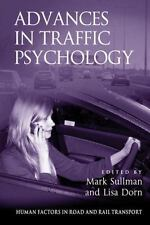 NEW - Advances in Traffic Psychology (Human Factors in Road and Rail Transport)