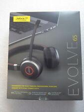 Jabra Evolve 65 Stereo UC Bluetooth Headset 100-98500000-02