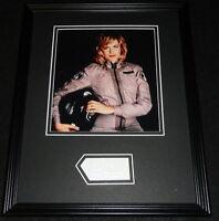 Michelle Scarabelli Signed Framed 11x14 Photo Display Star Trek Alien Nation B