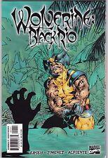 Wolverine Black Rio NM 9.4 1998 Marvel See My Store