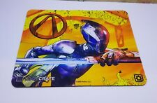 Loot Crate Gaming Exclusive  Borderlands Zer0 Gaming Mat Mouse Pad New