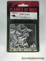 OQF 18 Pdr - British Forces - Blister - Flames of War C667