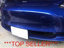 Tesla Model 3 PREMIUM NO HOLE license plate hardware kit