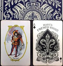 c1905 Antique 52+ Great Joker Playing Cards New York Consolidated Mid-Grade Deck