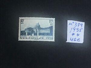 Francia 1938 sello nº379 valor cat. Yvert 46 €uros MNH