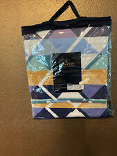 New listing Pendleton Home Collection Quilted Mat 100% Cotton 36�x45� New In Bag Multicolor