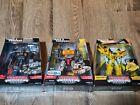 Transformers War Within Titanium Die-cast Fallen, Grimlock, and Sunstorm NEW...