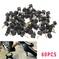 Ladies With Durable/hard High Heel Shoes Tips Replacements Repair 5 Sizes