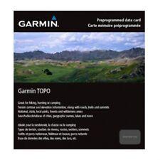 Garmin Topo Canada Central On Micro SD With SD Adapter