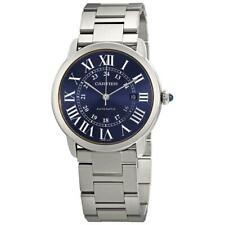 Men's Stainless Steel Watch Cartier Wsrn0023 Ronde Solo 42Mm