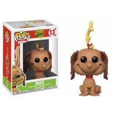 "Funko Pop 21757 ""the Grinch Max The Dog"" Vinyl Toy"
