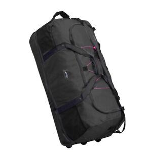 Extra große XXL ca. 140L Reisetasche Trolley New Rebels Saunatasche Sporttasche