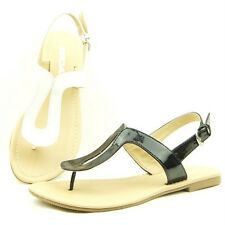 Flat Slingback Thong Sandals, Women's Shoes 5.5-10US/36-41EU/3.5-8AU