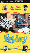 Friday UMD PSP COMPLETE MOVIE SONY PLAYSTATION PORTABLE ICE CUBE CHRIS TUCKER
