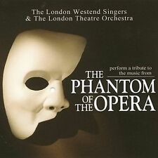 Phantom of the Opera by The London West End Singers (CD, Jul-2004, BCI Eclipse R
