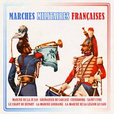 CD Marches Militaires Françaises - Musique Militaire