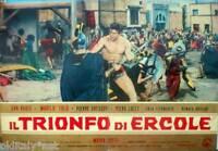fotobusta 1964 ILTRIONFO DI ERCOLE-Dan Vadis-Pierre Gressoy-Piero Luli-Rossini-1