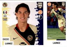 Panini FIFA365 2019 - Sticker 378 a/b - Diego Lainez - Club America