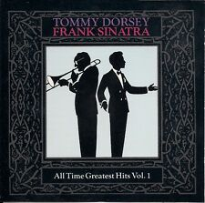 Tommy Dorsey Frank Sinatra - All Time Greatest Hits Vol.1 ( CD Canada)