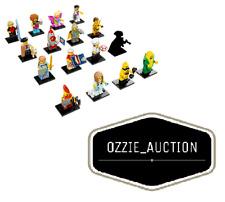 Lego Minifigures Series 17 Complete Set of 16 [71018]