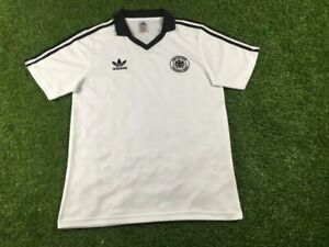 1980 Germany home Retro Soccer Jersey
