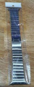 New Apple Watch Link Butterfly Bracelet 316L Stainless Steel 42mm 44mm Silver UK