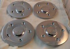 Rock Starr Wheels Chrome Custom Wheel Center Cap Set 4 (1) # CAP522L163