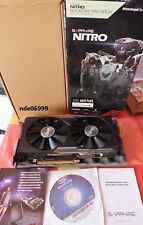 Sapphire Nitro Radeon R9 380X OC 4 Go GDDR5 - AMD FreeSync - PCI-E HDMI DVI DP