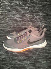 Nike Legend Trainer Men's Cross Training ShoesDark Gray Hyper Orange 924206-002