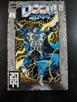 Doom 2099 Vol.1 #7 Paloma VF-NM Marvel Comics Jul 1993